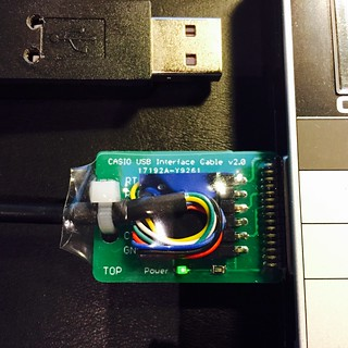 Casio USB Interface