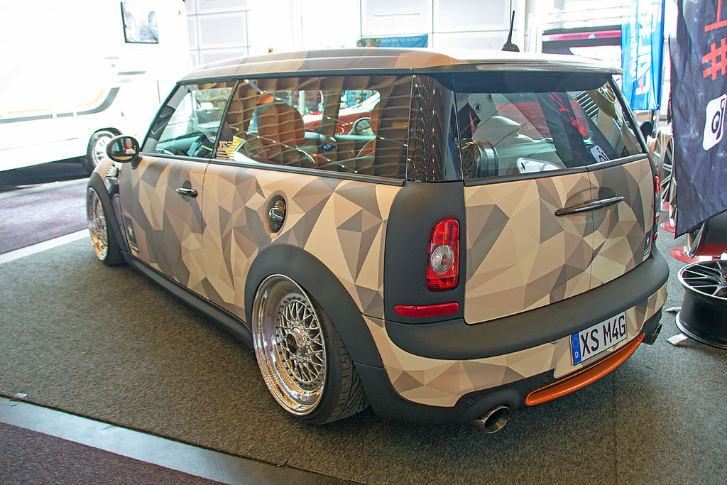Célèbre AutoTrend 2016 Rostock - Mini Clubman Tuning - a photo on Flickriver XZ76