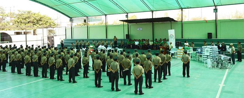 ENTREGA DE 200 VALES DE CONSUMO AL PERSONAL POLICIAL DE LA REGIÓN POLICIAL ICA