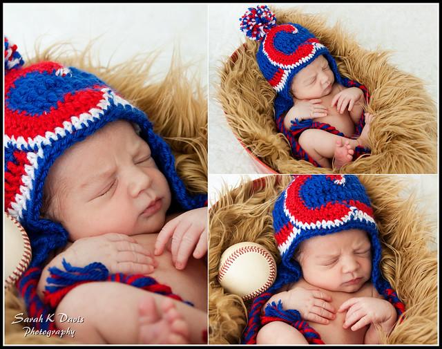 Nolan's Newborn Shoot