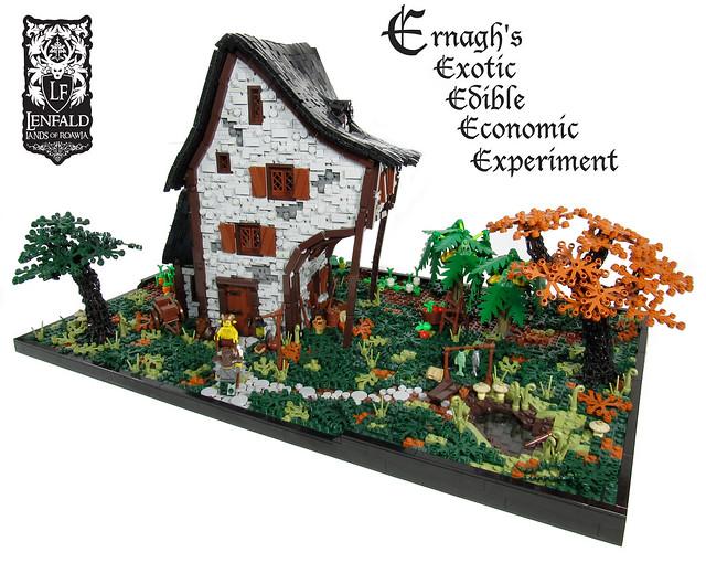 Ernagh's Exotic Edible Economic Experiment