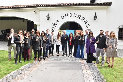 Alianza busca potenciar el vino chileno en la promoción de la imagen país