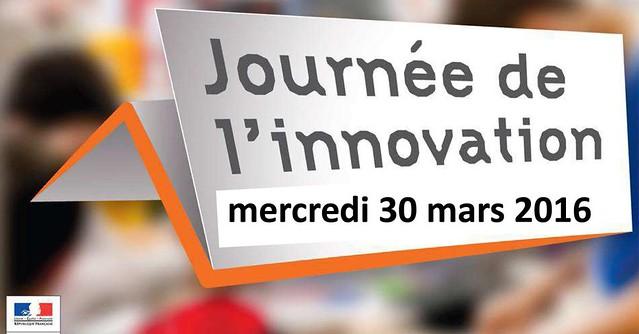 L'académie de Bordeaux fièrement représentée cette année avec deux actions à la journée nationale de l'innovation.