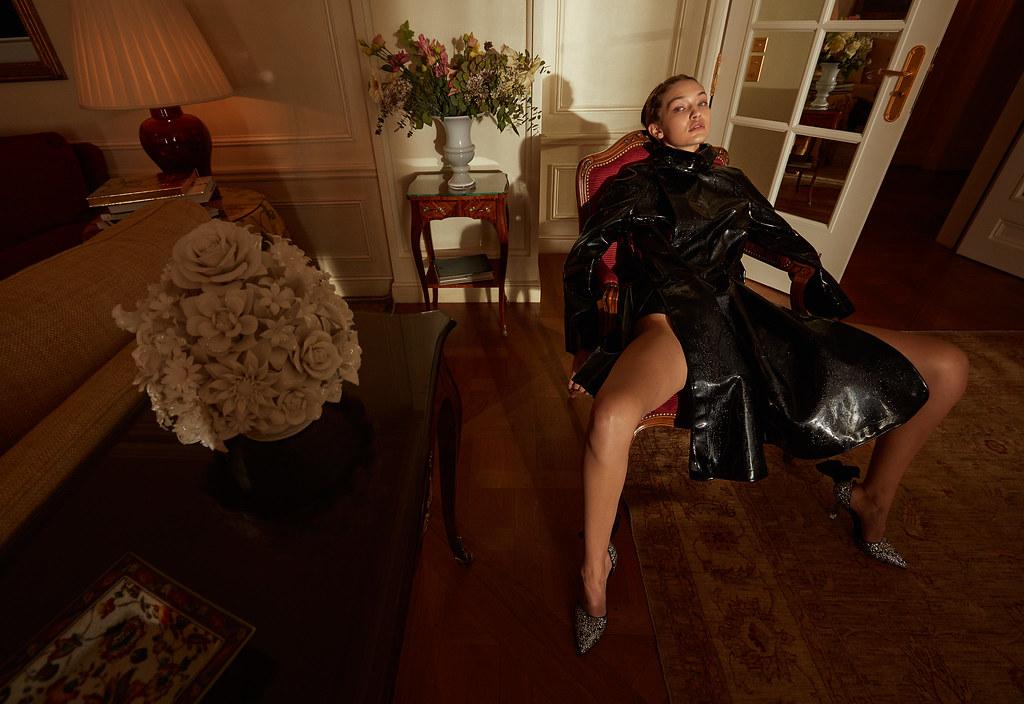 Джиджи Хадид — Фотосессия для «Vogue» DE 2016 – 11