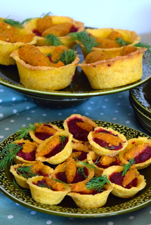 Carrot & Beetroot Pies at Paramour Pie Club, Deal | www.rachelphipps.com @rachelphipps