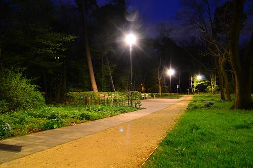 Wege Heegwaldpark
