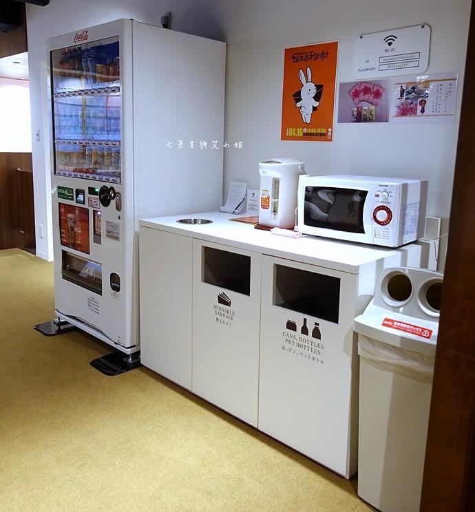 21 東京住宿推薦 Niohombashi Muromachi Bay Hotel 日本橋室町灣膠囊旅館