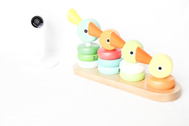 uGrow Smart BabyMonitor Philips Avent