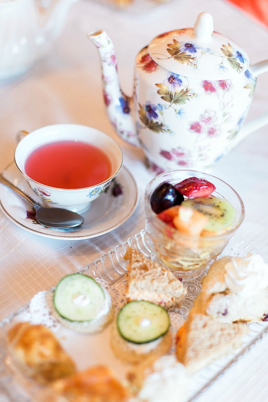 Hi Sugarplum | Mother's Day Tea