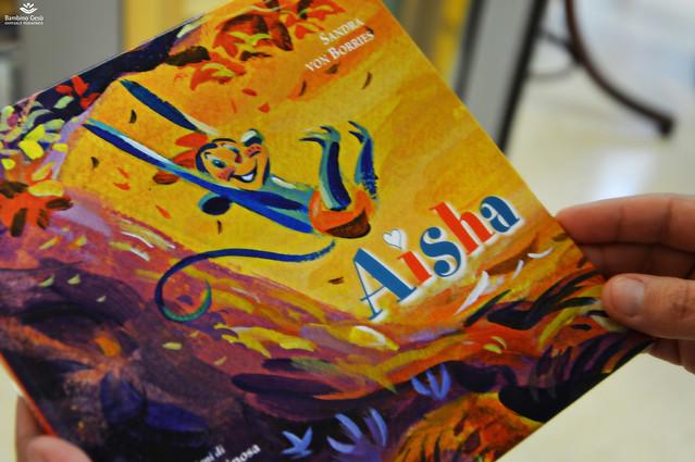 Aisha, un libro per spiegare ai bambini la malattia