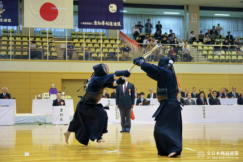 14th All Japan Kendo 8-Dan Tournament_437