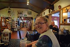 Jan at Apple House