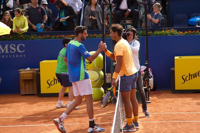 20/04 en la 64º Barcelona Open Banc Sabadell