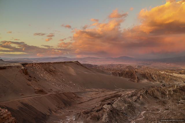 Atacama - Abril, 2016