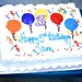 Samuel Carey Wood 3rd Birthday Party