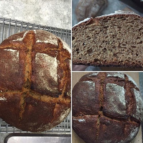 #sourdough #rye #bread