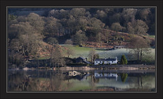 Reflections of Rydal Water