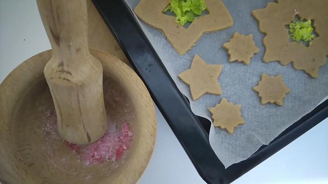 Caramelo para galletas