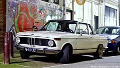 BMW 2002 Tii Baur cabriolet 1973