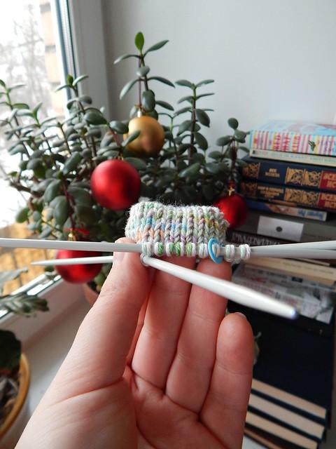 новогоднее вязание и новогоднее денежное дерево | Хорошо.Громко.