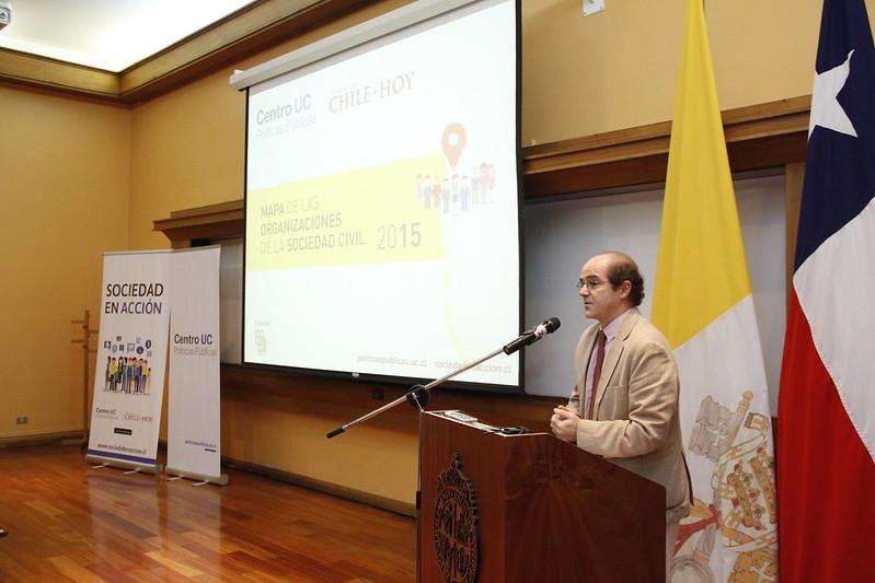 Lanzamiento Mapa de las organizaciones de la sociedad civl