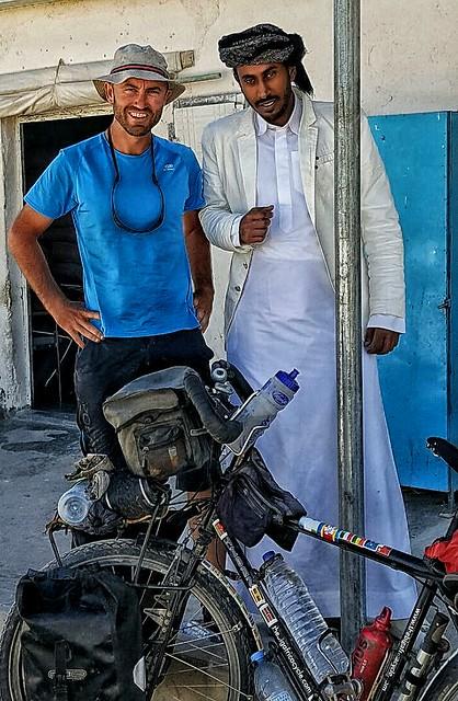 Random Omani wanting a pic