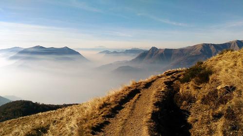 Anello del Monte Croce di Muggio