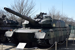 Type-10 Main Battle Tank by Bri_J