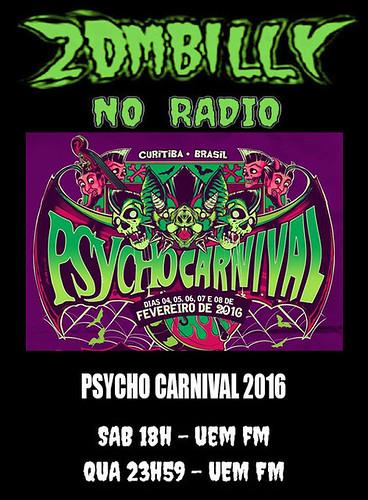 psycho carnival 2016