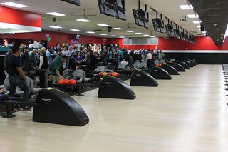 2016 Team Building Bowling Night