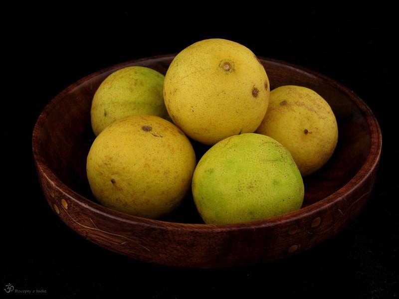Baby citrony