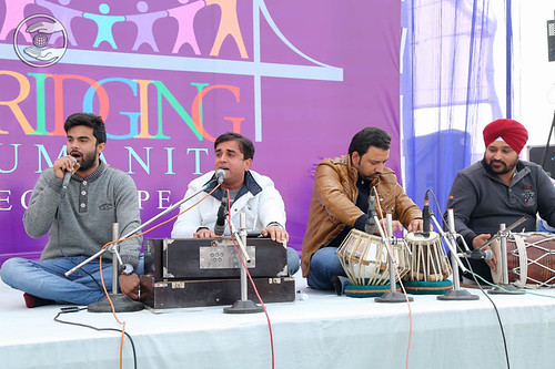 Devotional song by by Saurav Girdhar from Panipat