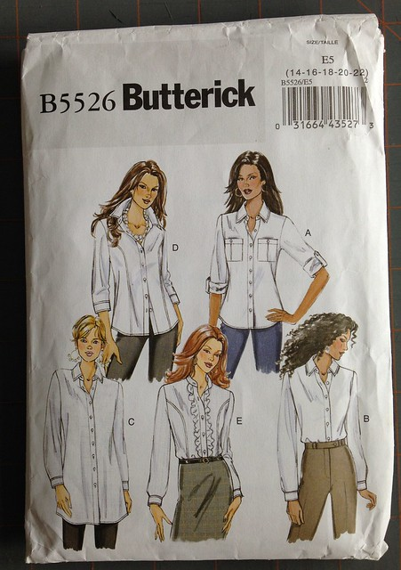 Butterick 5526