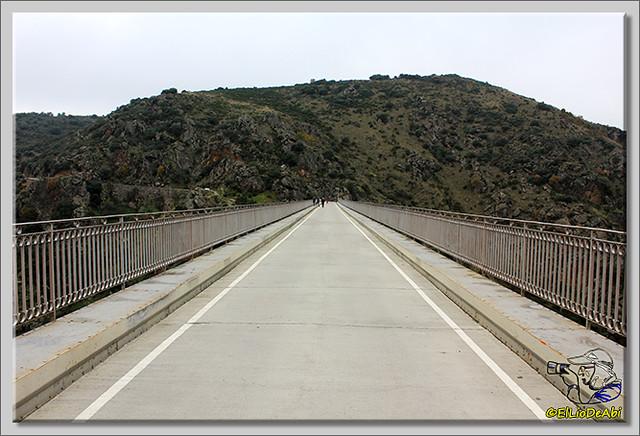 8 Arribes del Duero. Puente Requejo