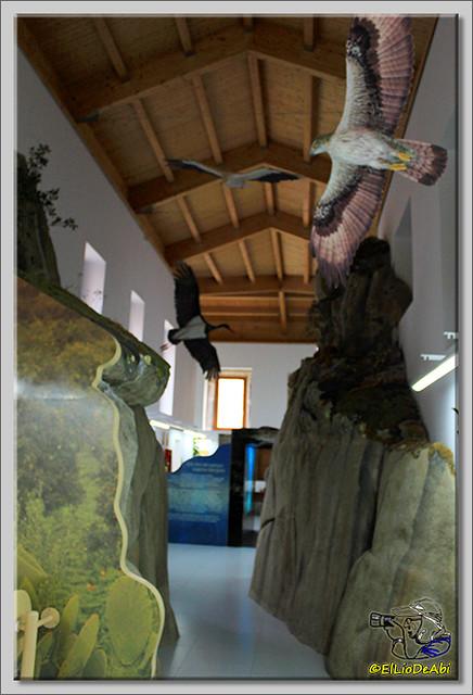 5 Arribes del Duero. Casa del Parque en Fermoselle