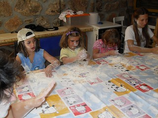 Campamentos 2009 Acebo