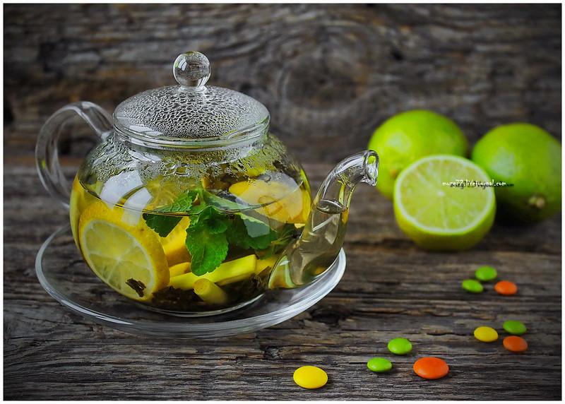 ...herbal tea
