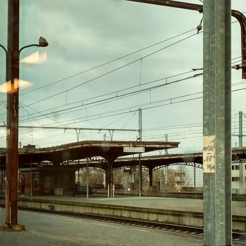 Heading to Mechelen.