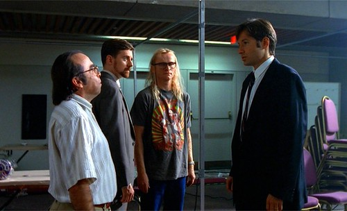 The X-Files - S05 - Unusual Suspects