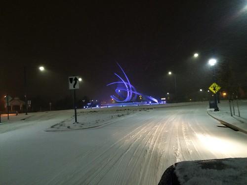 Snow Storm Neptune (February 16 2015)