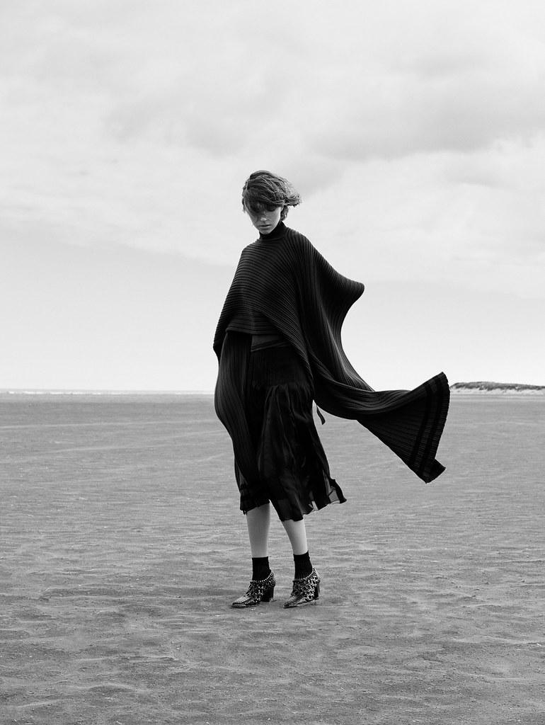 Аризона Мьюз — Фотосессия для «Elle» UK 2015 – 7