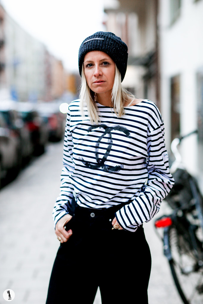 Celine Aagaard - Stockholm Fashion Week FW16-17 (10)