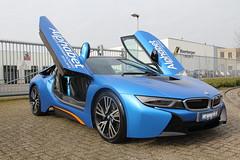 BMW i8 Alphabet