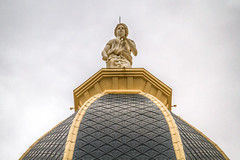 Looking up to Lady Justice