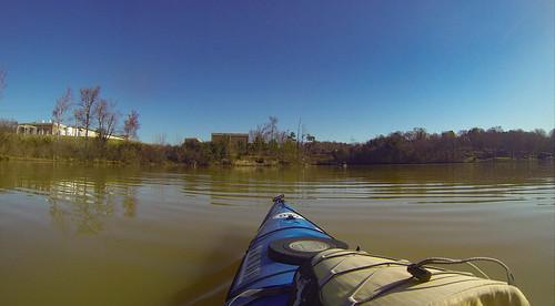 Saluda Lake Paddling-30