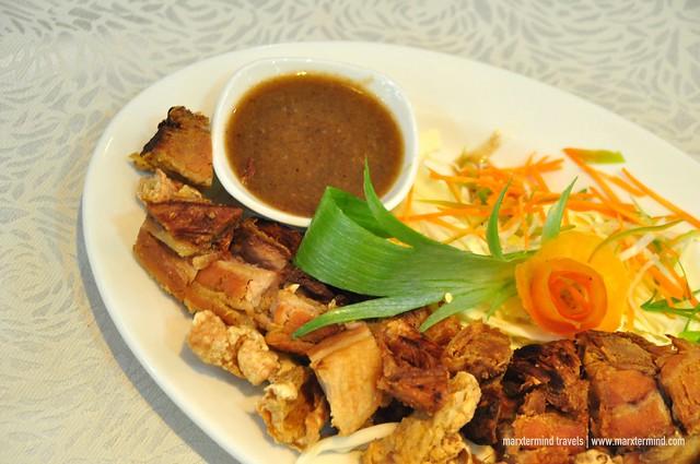 Hotel Centro Puerto Princesa Crispy Pork Belly Bagnet