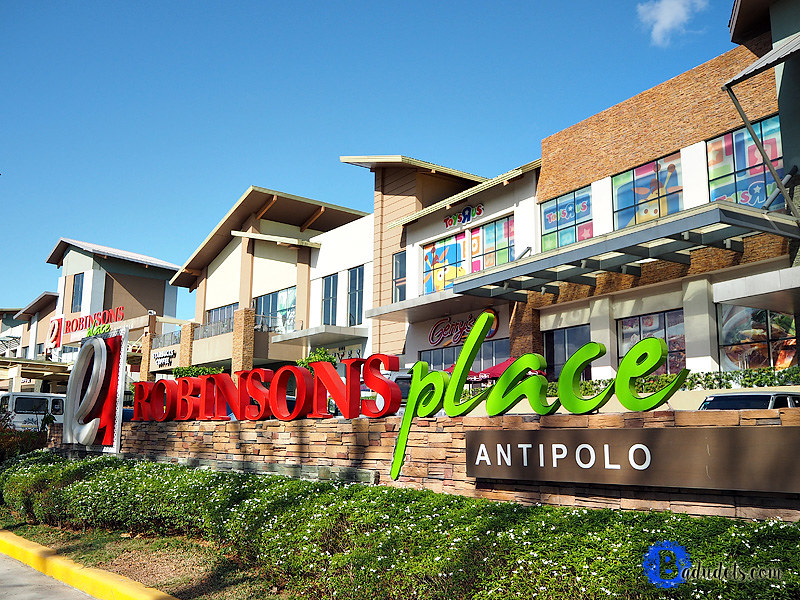 robinsons place antipolo