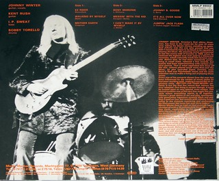 Johnny Winter - Better Live Than Never