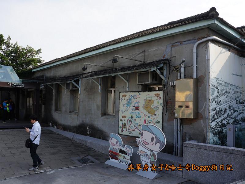 高雄港站哈瑪星打狗鐵道故事館03