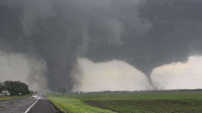 Wikipedia: Tornado